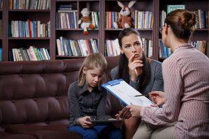 Konsultasi anak